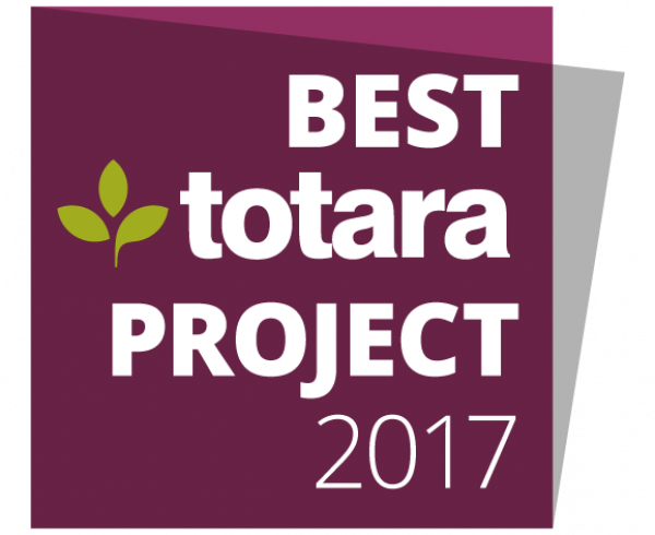 Best Totara project