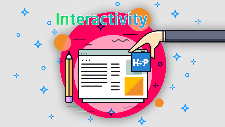 H5P interactive content elearning
