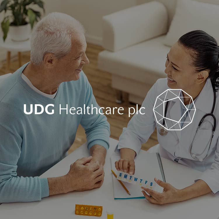 UDG Healthcare Case Study
