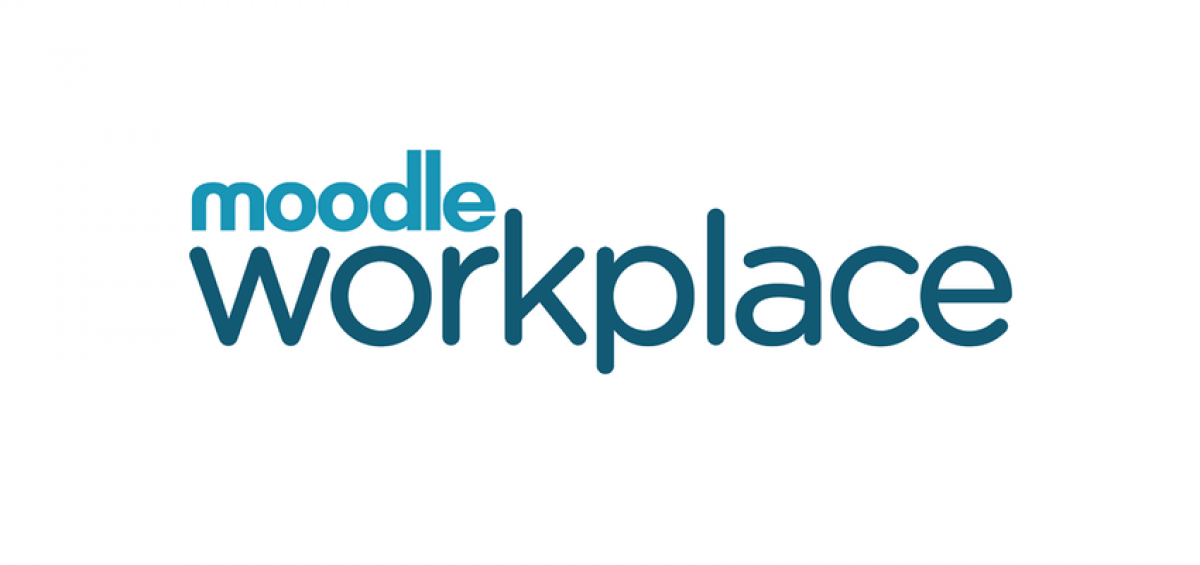 Alt=MoodleWorkplace Blue Corporate Logo