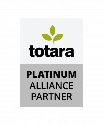 Totara Alliance Partner Status Logo Portrait Platinum