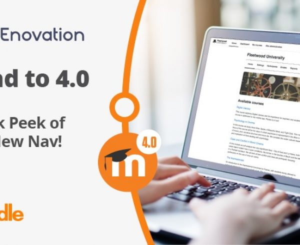 What's new in Moodle 4.0, Moodle LMS by Moodle Partner Enovation